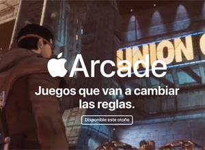 Apple entra de lleno en el mercado de los servicios de juegos por suscripción con Arcade