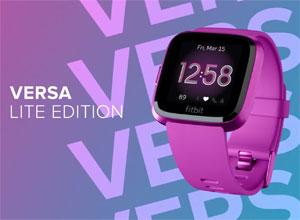 Versa Lite, el nuevo smartwatch de Fitbit orientado al público jóven