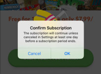 iOS comienza a solicitar una confirmación extra para evitar suscripciones por error o fraudulentas