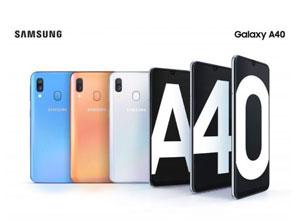 Samsung amplia su gama media con los Galaxy A20e y Galaxy A40