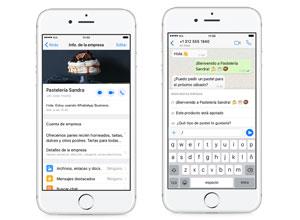 WhatsApp Business ya está disponible para iPhone