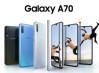 Samsung Galaxy A70, con cámara triple, Bixby en español y batería de 4.500 mAh