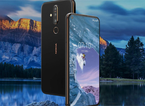 Nokia X71, un gama media con pantalla perforada y cámara de triple sensor