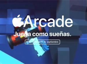 Apple Arcade estará disponible a partir del 19 de septiembre por 4,99 euros al mes