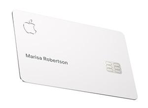 Apple Card, la primera tarjeta de crédito de la firma de la Manzana