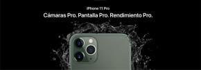 iPhone 11 Pro/ 11 Pro Max, cámara y pantalla «profesionales» para el nuevo tándem estrella de Apple