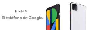 Los Pixel 4/ 4 XL ya son oficiales: Google estrena Motion Sense, cámara dual y pantallas de 90 Hz