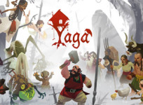 Yaga the Roleplaying Folktale, mitología eslava para Apple Arcade