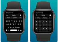 Shift Keyboard, un funcional teclado para el Apple Watch