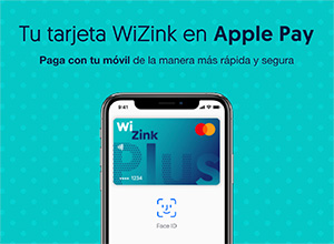 Apple Pay llega hoy a los clientes de WiZink