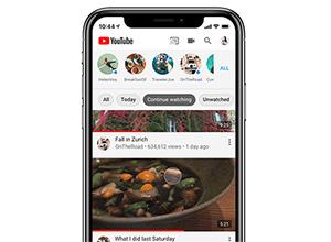 YouTube para iOS incorpora la opción temas para organizar los vídeos