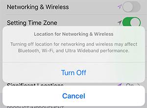 Apple lanza iOS/iPadOS 13.3.1, que permite desactivar el chip U1