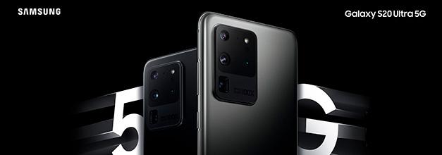 Galaxy S20 Ultra, Samsung sube mucho el listón con su nueva estrella: cámara cuádruple con sensor de 108 MP y zoom de 100X, pantalla de 120 Hz y hasta 16 GB de RAM