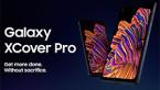 Galaxy XCover Pro, el nuevo teléfono de Samsung orientado al trabajo de campo