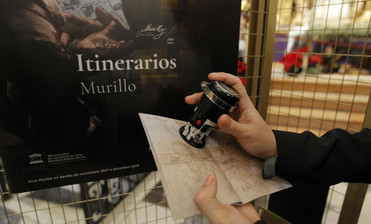 Pasaporte para el Año Murillo en Sevilla
